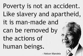 Poverty Mandela