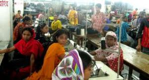 children in sweatshops